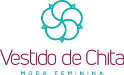 Vestido de Chita - Moda feminina